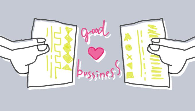 ビジネス名刺のデザインで気をつけること