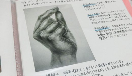 【美大受験】美大予備校生の頃に描いていた絵を実際に公開する話。